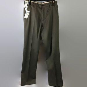 Dockers Men's Khaki Pants Straight Fit 30x32 New